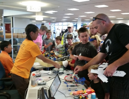 Colorado Springs Mini Maker Faire at Library 21C